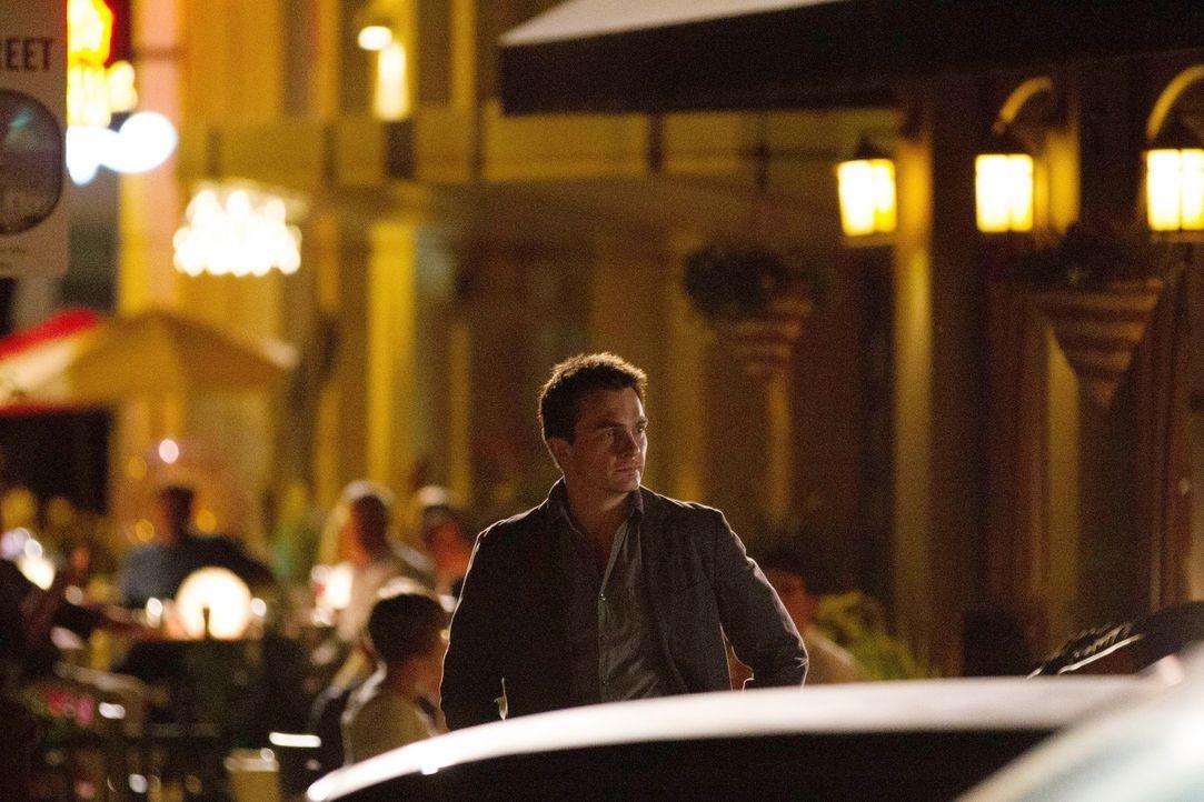 Während Peter Quinn (Rupert Friend) sich persönlich einer Sache annimmt, findet Carrie schmerzlich heraus, wer wirklich auf ihrer Seite steht ... - Bildquelle: 2013 Twentieth Century Fox Film Corporation. All rights reserved.