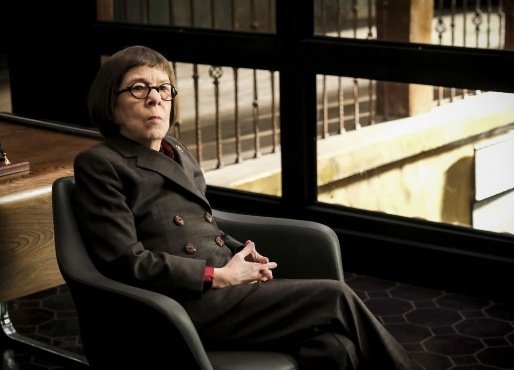 Henrietta Lange (Linda Hunt) - Bildquelle: Trae Patton 2019 CBS Broadcasting, Inc. All Rights Reserved. / Trae Patton