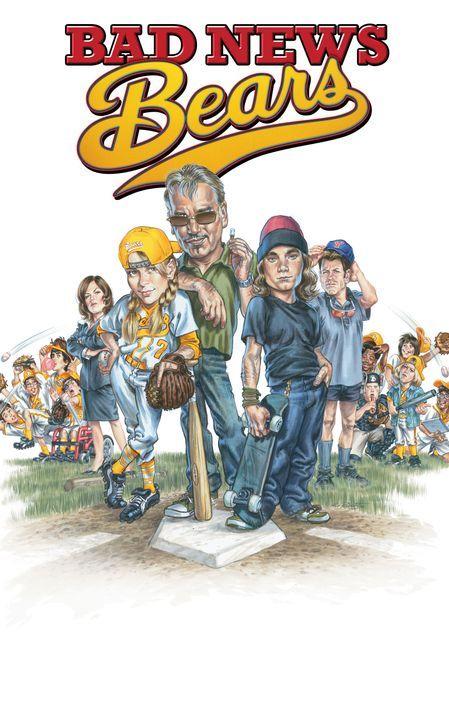 Der ehemalige Profi-Baseball-Spieler Morris Buttermaker steht vor der nahezu unlösbaren Aufgabe, einem Haufen schwererziehbarer Kids das Baseballspi... - Bildquelle: TM & © Paramount Pictures. All Rights Reserved.