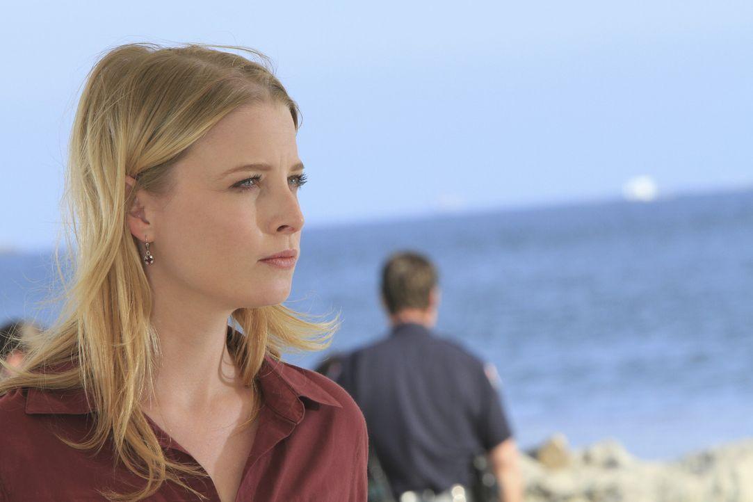 Ermittelt in einem neuen Fall: Ashley (Rachel Nichols) ... - Bildquelle: ABC Studios