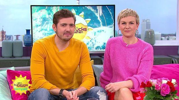 Frühstücksfernsehen - Frühstücksfernsehen - 20.02.2020: Pocher Und Der Wendler, Fohlen-waise Savuti & Die Grundrente