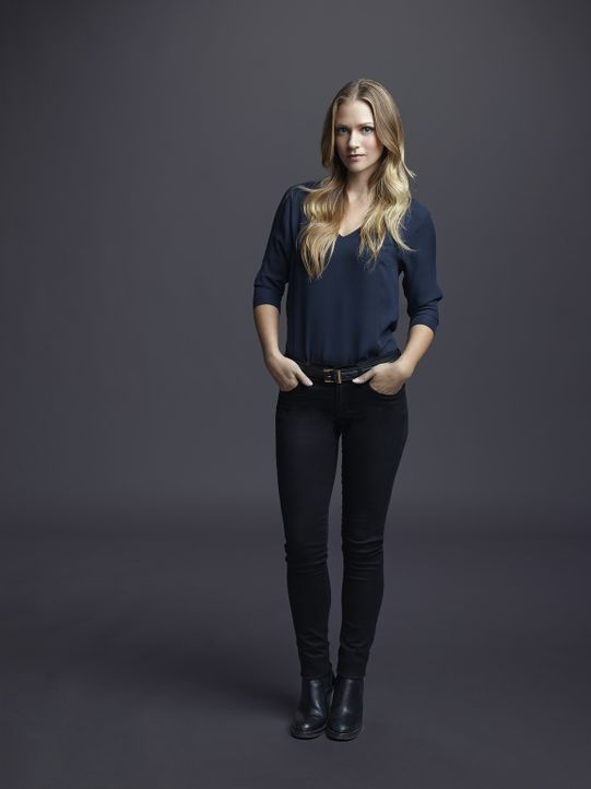 "(10. Staffel) - Bringt jeden Serientäter zur Strecke: Jennifer ""J.J."" Jareau (A.J. Cook) ... - Bildquelle: Cliff Lipson ABC Studios"