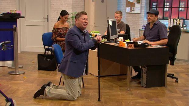 Mord Mit Ansage - Die Krimi-impro Show - Mord Mit Ansage - Die Krimi-impro Show - Im Bürgeramt