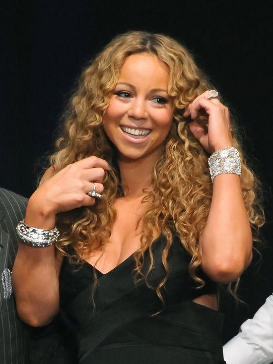 Mariah-Carey-12-09-07-getty-AFP - Bildquelle: getty-AFP