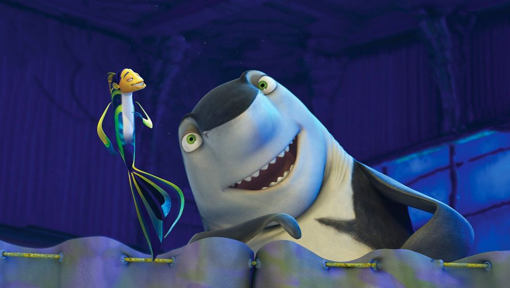 Große Haie - kleine Fische - Bildquelle: United International Pictures