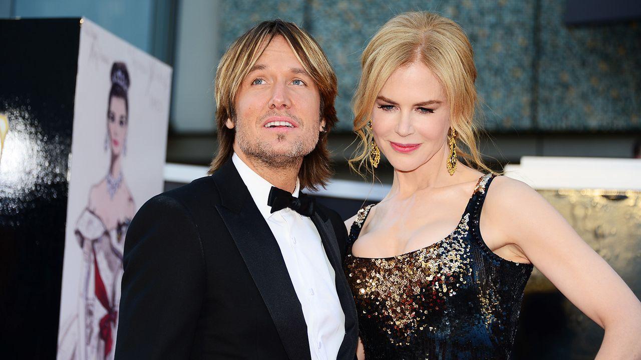 Oscars-Roter-Teppich-130224-Nicole-Kidman-Keith-Urban-AFP - Bildquelle: AFP