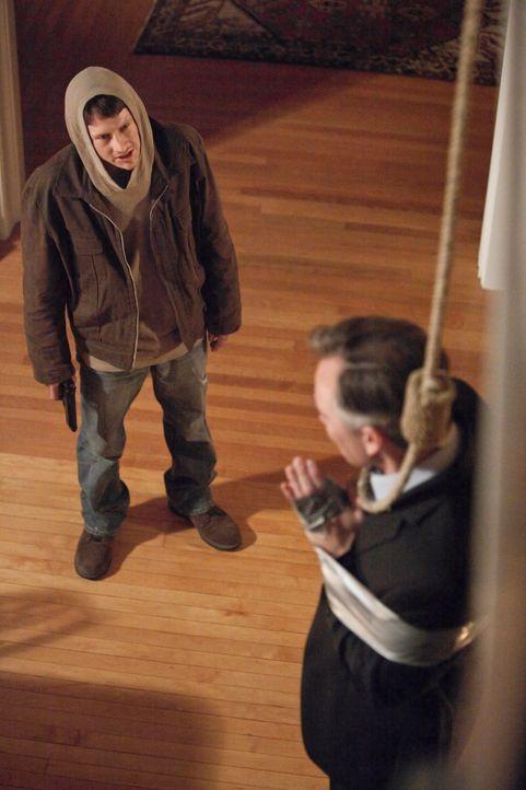 Werden die Profiler Michael (Lukas Behnken, l.) stoppen könne, bevor Grant Nichols (David Aaron Baker, r.) sterben muss? - Bildquelle: ABC Studios