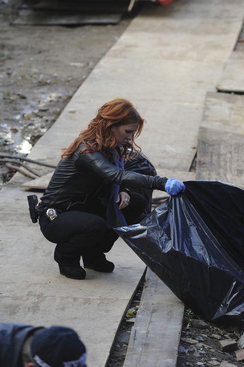 Die Ermittlungen in einem neuen Mordfall führen Al und Carrie (Poppy Montgomery) nicht nur zu einer Serie von Diebstählen, sondern auch in das har... - Bildquelle: 2011 CBS Broadcasting Inc. All Rights Reserved.