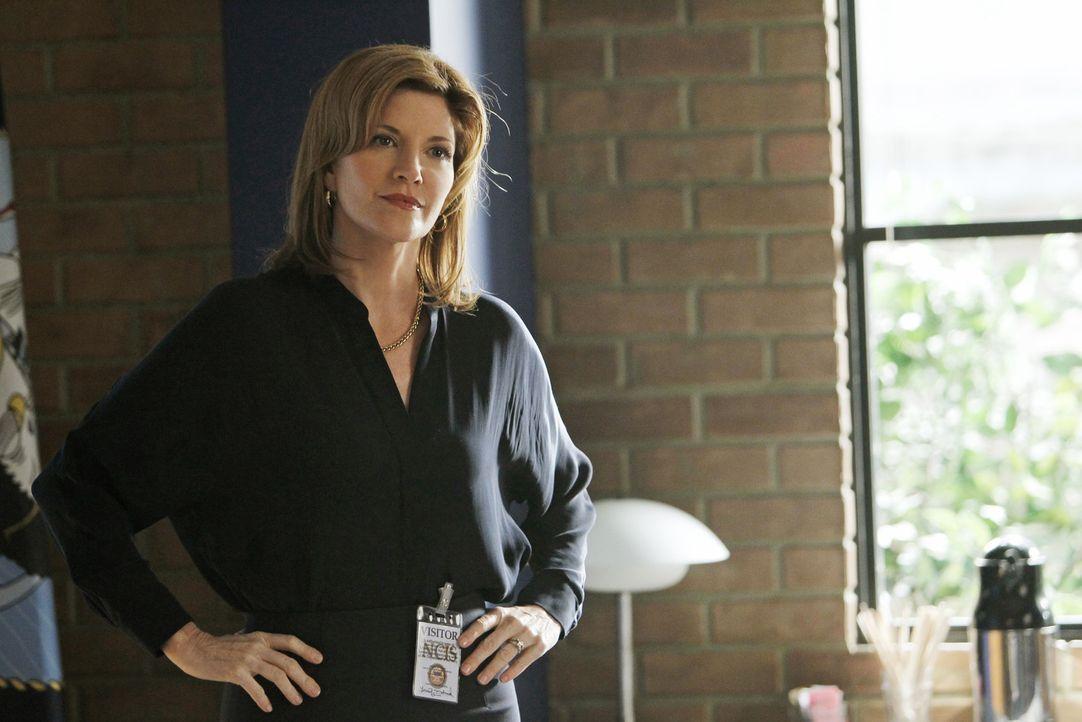 Bittet ihre beiden Ex-Männer Gibbs und Fornell um Hilfe: Diane Sterling (Melinda McGraw) - Bildquelle: CBS Television