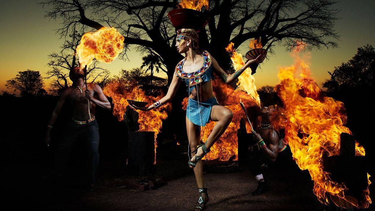 MDSS-Feuer-Shooting-Amy-Sat1-Oliver-Gast - Bildquelle: SAT.1/Oliver Gast
