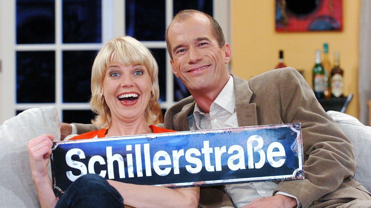 2004-Schillerstrasse - Bildquelle: SAT.1/Stefan Menne