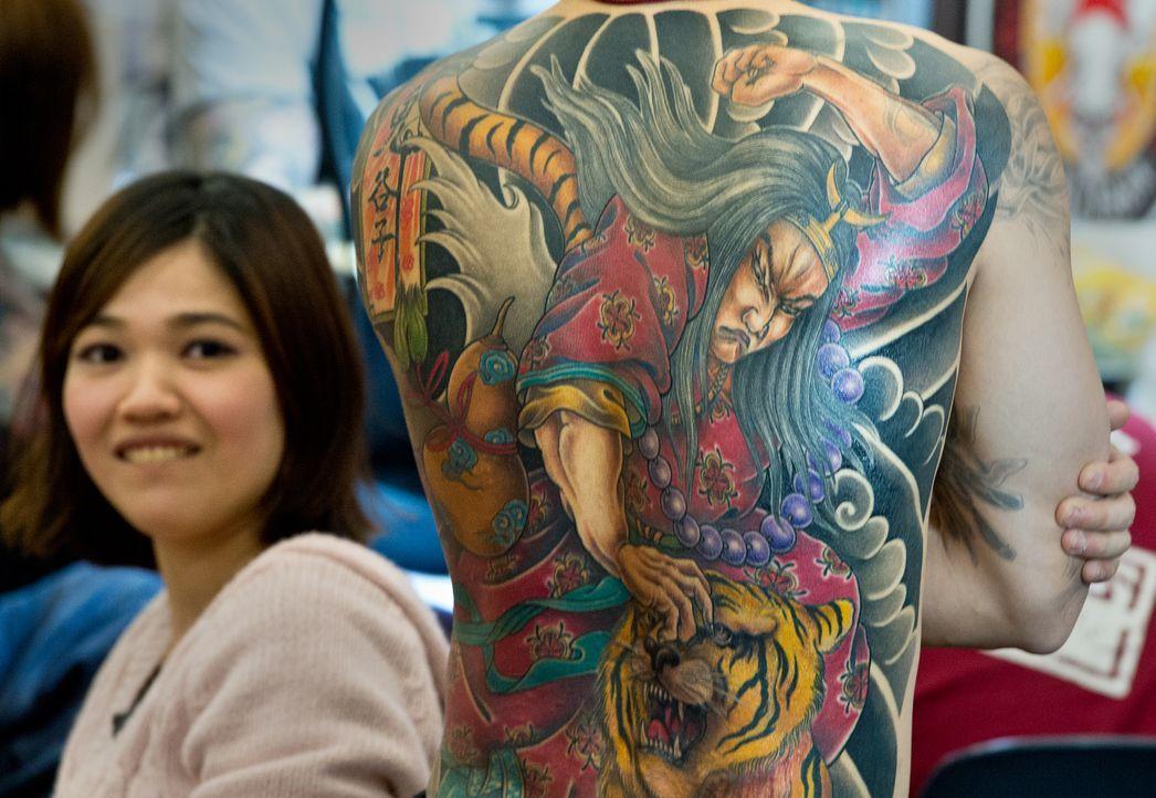 Tattoo9_dpa - Bildquelle: dpa