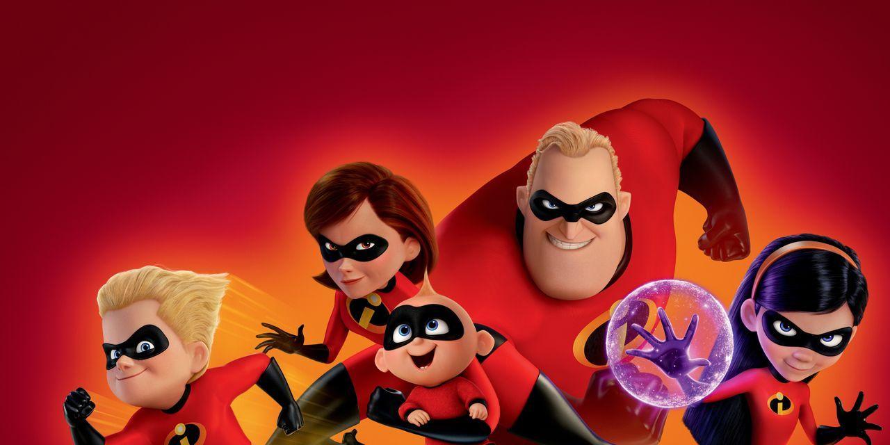 Die Unglaublichen 2 - Artwork - Bildquelle: 2018 Disney/Pixar. All Rights Reserved.