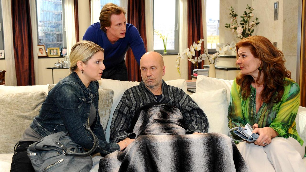 Anna-und-die-Liebe-Folge-678-04-Sat1-Oliver-Ziebe - Bildquelle: Sat.1/Oliver Ziebe