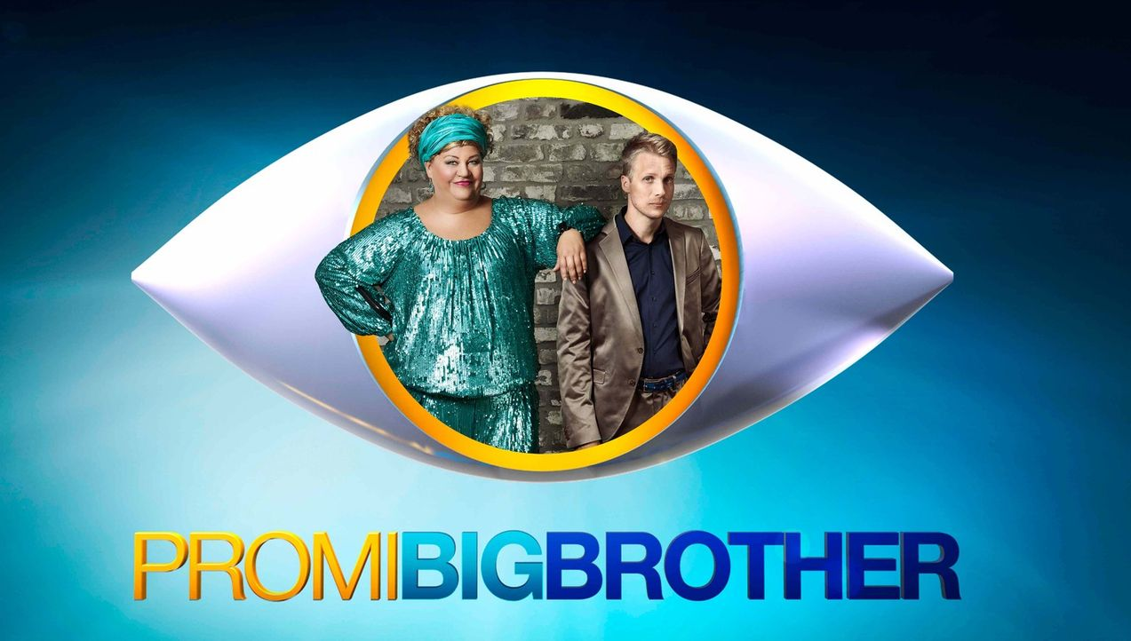"""""""Promi Big Brother"""" - 14 Tage lang stehen zehn prominente Bewohner unter ständiger Beobachtung. Comedy-Prinzessin Cindy aus Marzahn (l.) und Entert... - Bildquelle: Paul Schirnhofer SAT.1"""