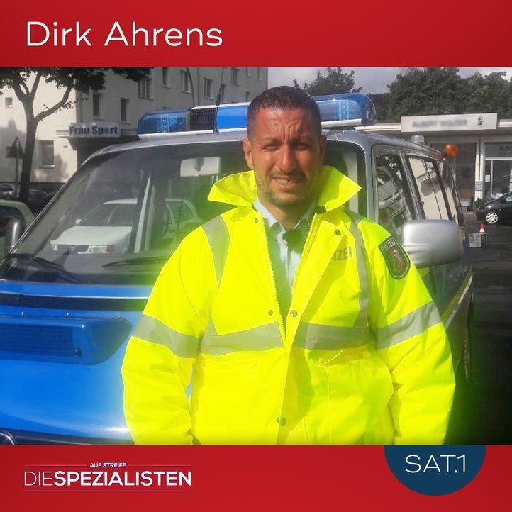 Dirk Ahrens - Bildquelle: SAT.1