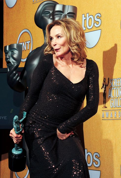 Schauspielerin Jessica Lange bei den Screen Actors Guild Awards (SAG)  - Bildquelle: getty-AFP