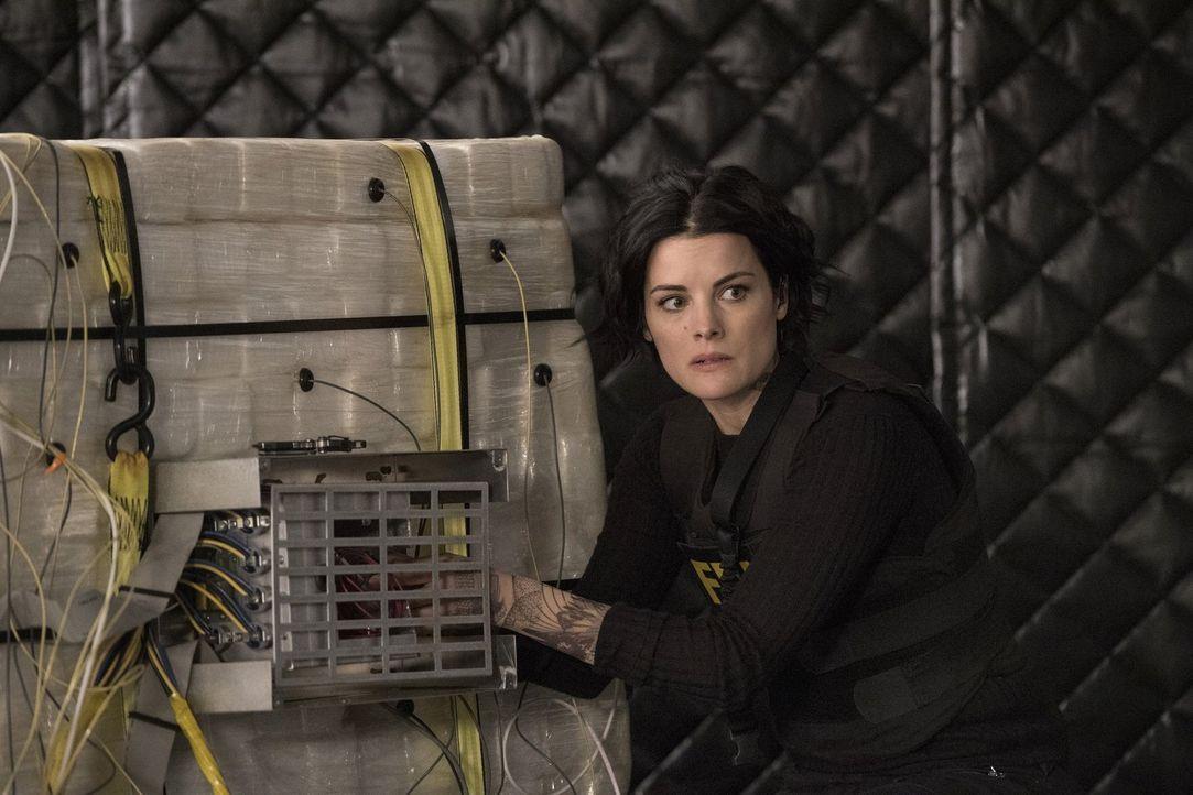Unter Druck: Jane (Jaimie Alexander) muss schnell handeln, damit ihr Vorhaben gelingt ... - Bildquelle: 2016 Warner Brothers