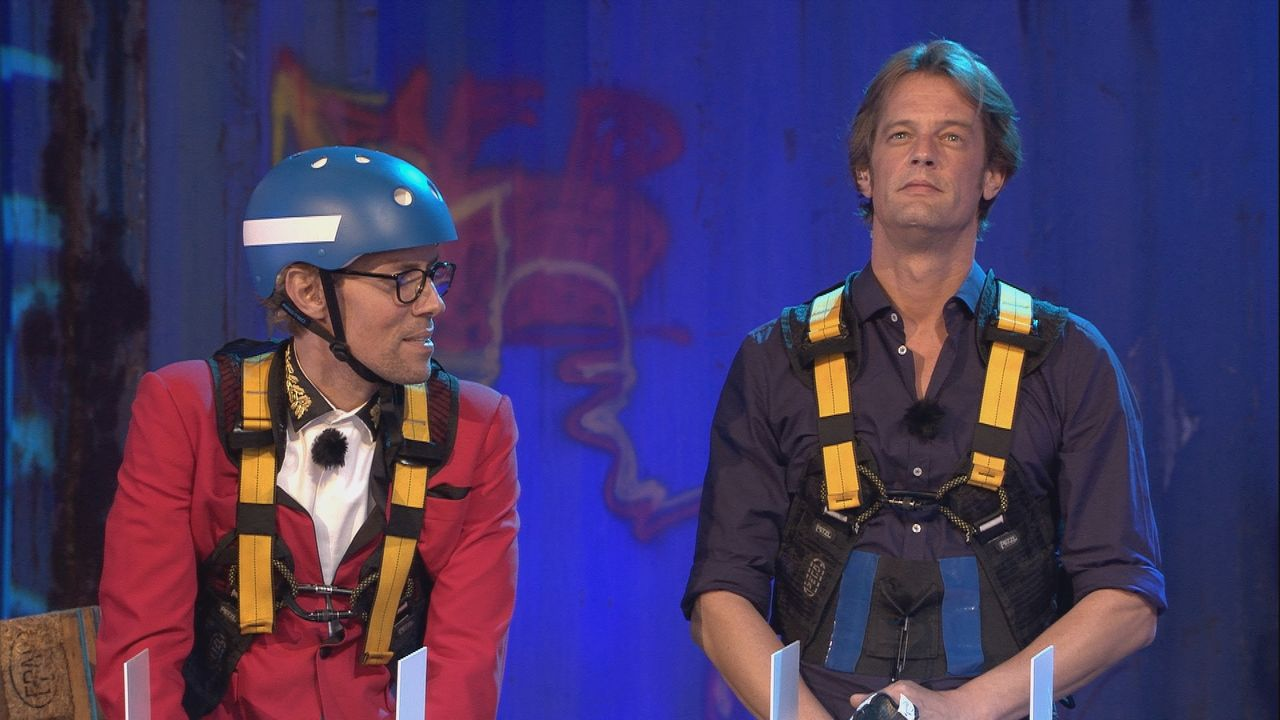 Jens und Steffen treten als Duo im Duell an - Bildquelle: SAT.1