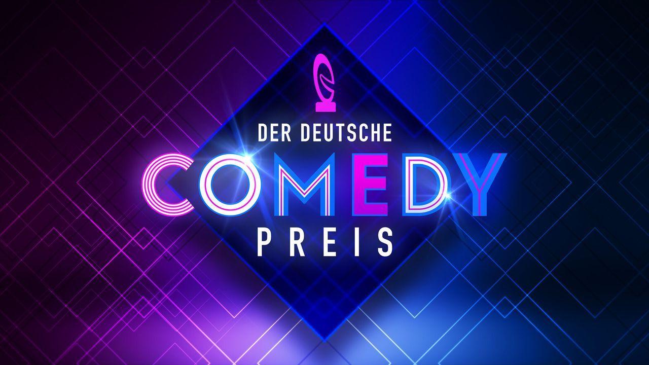 Der Deutsche Comedypreis 2021 - Logo - Bildquelle: SAT.1