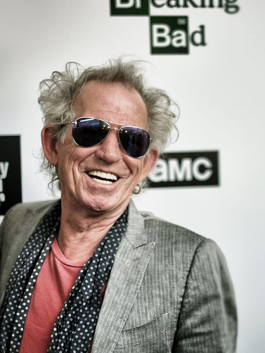 Keith-Richards-13-07-31-getty-AFP - Bildquelle: getty-AFP