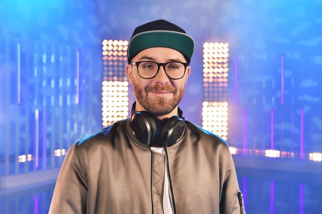 Mark Backstage - Bildquelle: SAT.1 / Andre Kowalski