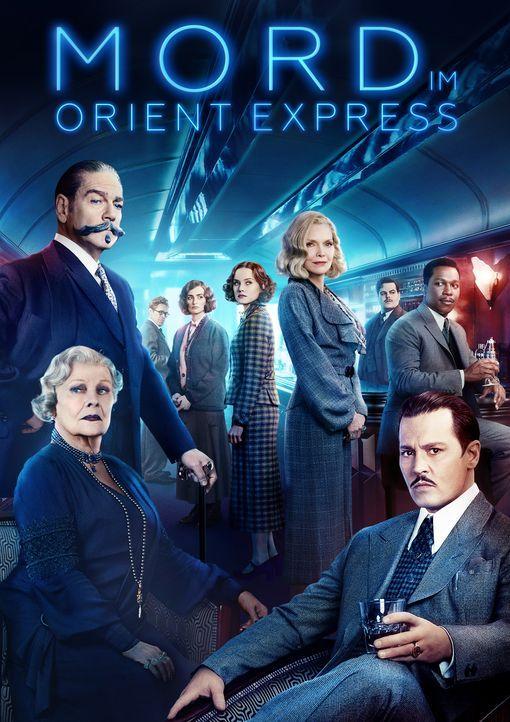 Mord im Orient Express - Artwork - Bildquelle: 2017 Twentieth Century Fox Film Corporation. All rights reserved.