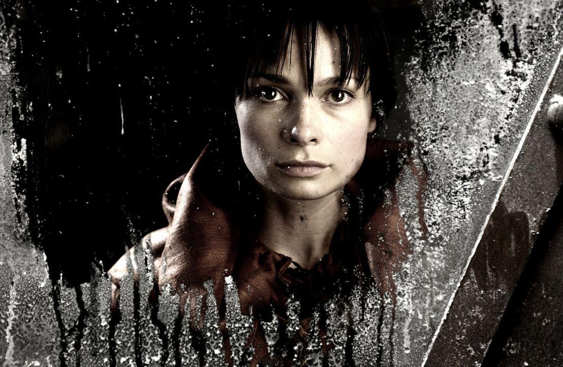 Riskiert Kopf und Kragen, um die Erde von mörderischen Mutanten zu befreien: Severian (Anna Walton) ... - Bildquelle: 2008 Campfame Limited. Mutant Chronicles International, Inc. All rights reserved.