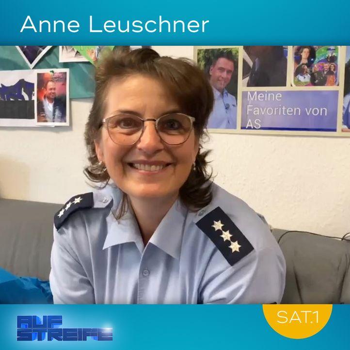 Anne Leuschner - Bildquelle: SAT.1