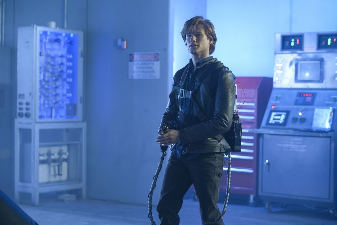 Angus MacGyver (Lucas Till) - Bildquelle: Nathan Bolster 2021 CBS Broadcasting, Inc. All Rights Reserved. / Nathan Bolster