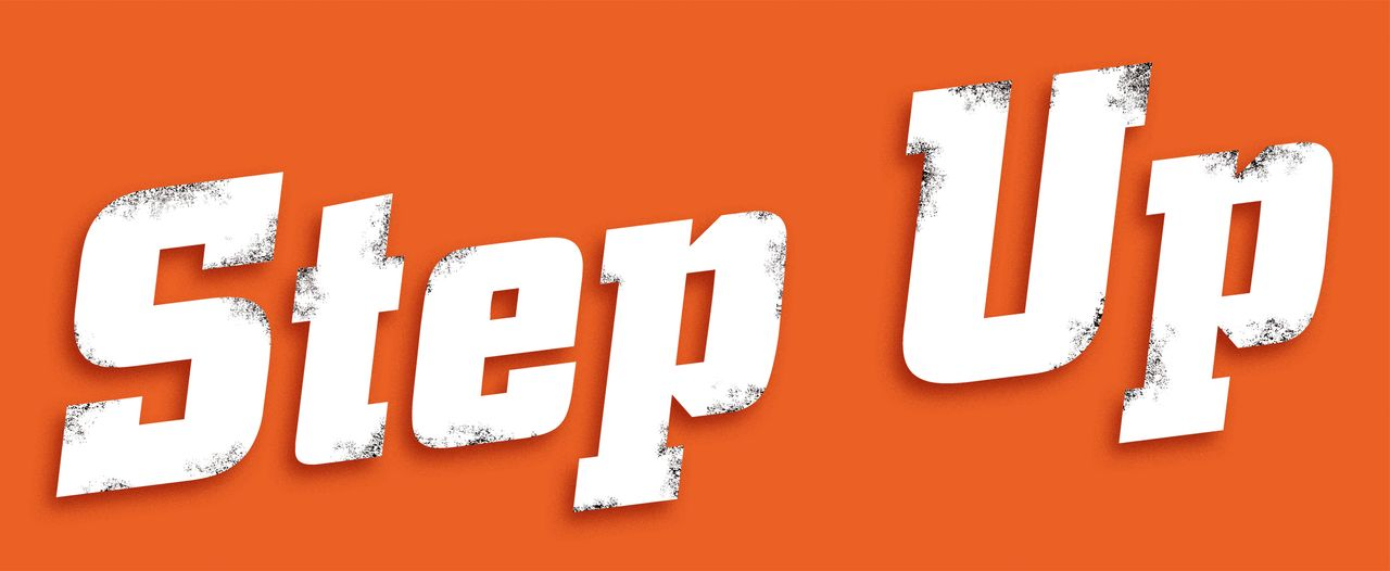 STEP UP - Logo - Bildquelle: Constantin Film