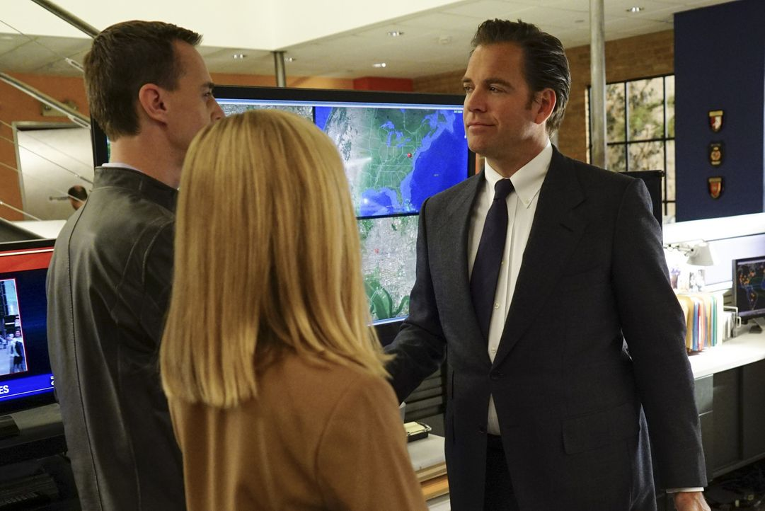 Der Fall um den ehemaligen britischen Geheimagenten ist immer noch nicht abgeschlossen. Das Team um Tony (Michael Weatherly, r.), Bishop (Emily Wick... - Bildquelle: Sonja Flemming 2016 CBS Broadcasting, Inc. All Rights Reserved