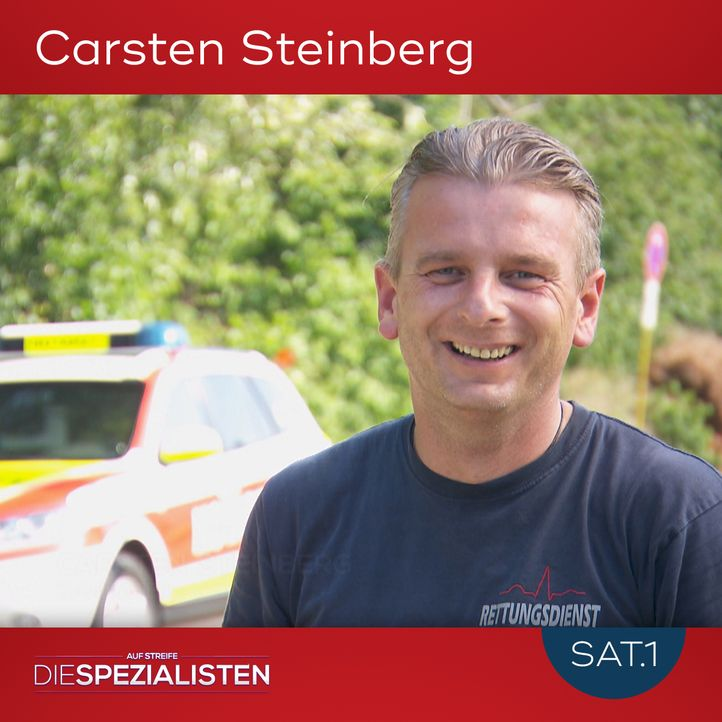 Carsten Steinberg - Bildquelle: SAT.1