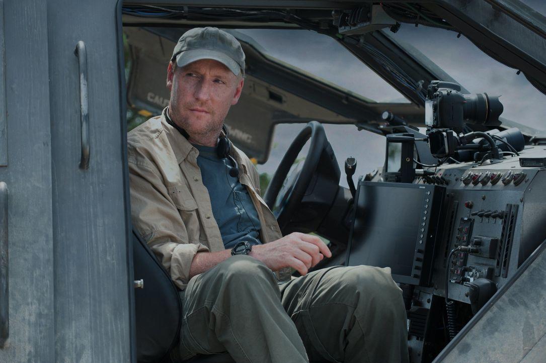 Tornadojäger Pete (Matt Walsh) ist fest entschlossen, den monströsen Wirbelsturm mit der Kamera einzufangen - wird er auf seiner gefährlichen Missio... - Bildquelle: 2014 © Warner Bros.