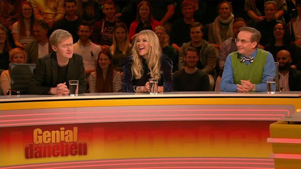 Genial Daneben - Die Comedy Arena - Genial Daneben - Die Comedy Arena - Was Ist Eine Tastrosette?