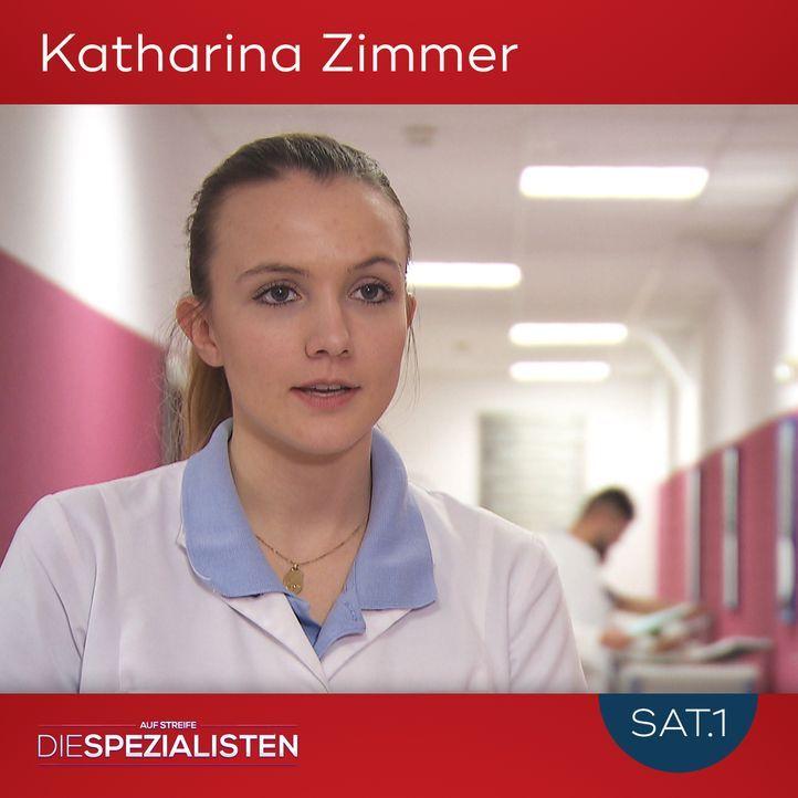 Katharina Zimmer - Bildquelle: SAT.1