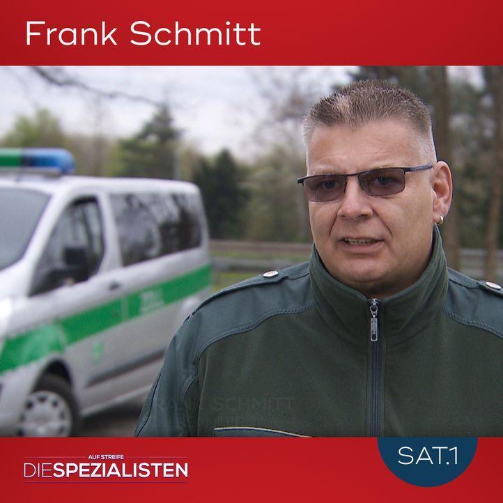 Frank Schmitt - Bildquelle: SAT.1
