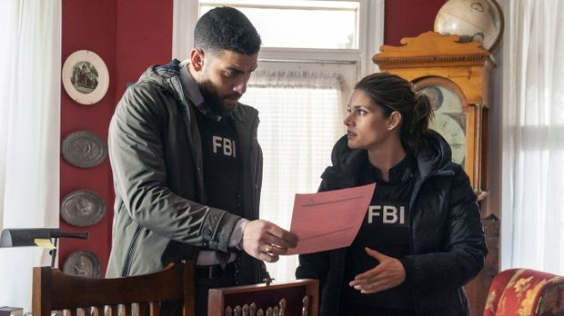 Fbi - Fbi - Staffel 1 Episode 14: Auftragsmord