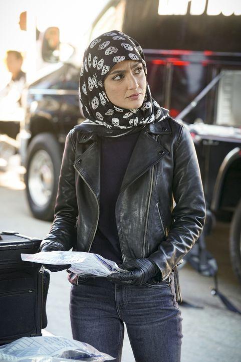 Fatima Namazi (Medalion Rahimi) - Bildquelle: Monty Brinton 2020 CBS Broadcasting Inc. All Rights Reserved. / Monty Brinton