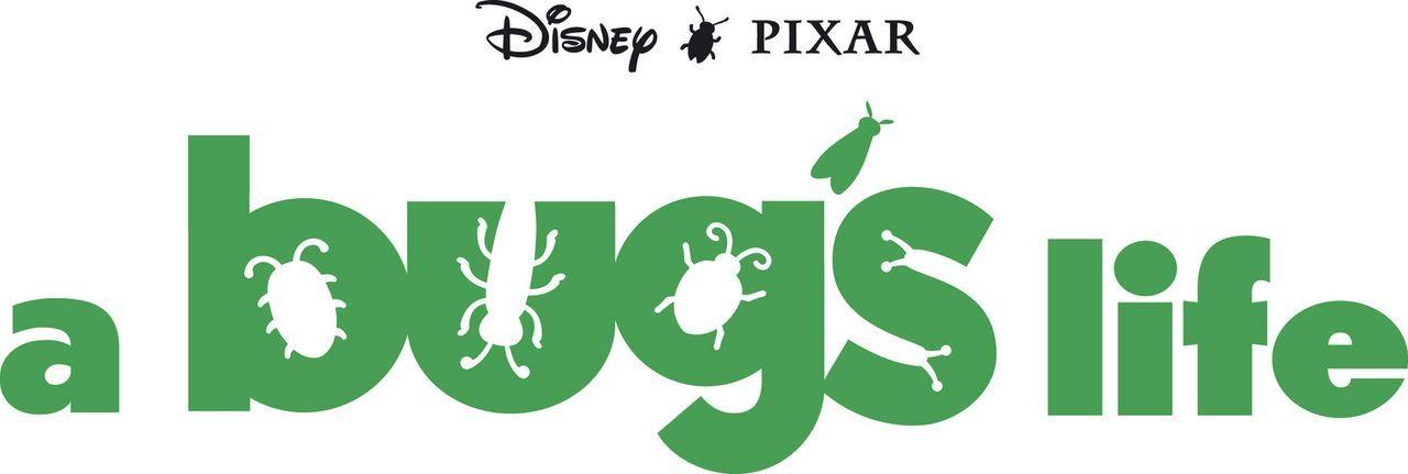 """""""Das große Krabbeln"""" - Logo - Bildquelle: Disney/Pixar"""