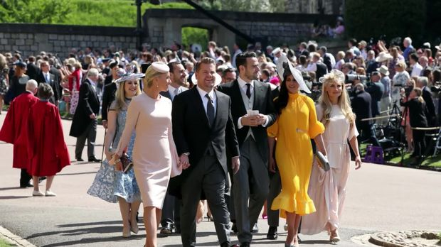 Royal Wedding Gäste
