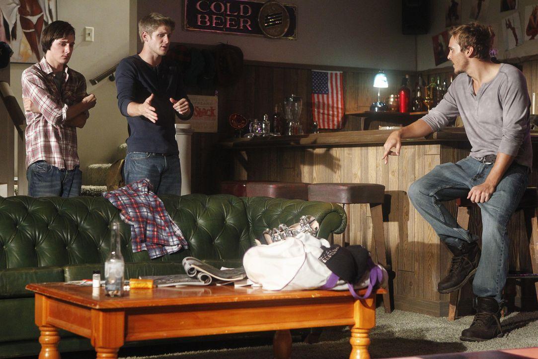 Als in Johnson County in kurzen Abständen drei Stripperinnen entführt und einige Tage später tot auf einem Feld gefunden werden, beginnt das BAU-Tea... - Bildquelle: ABC Studios