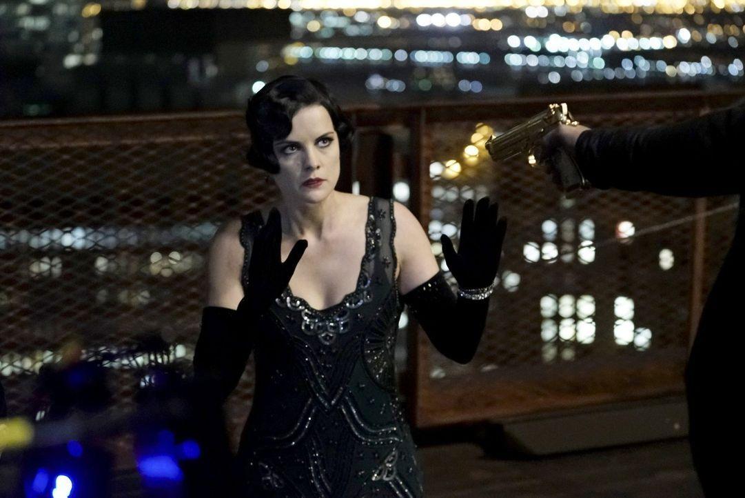 Die 20er Jahre Party hält eine mörderische Überraschung für Jane (Jaimie Alexander) parat ... - Bildquelle: Warner Brothers