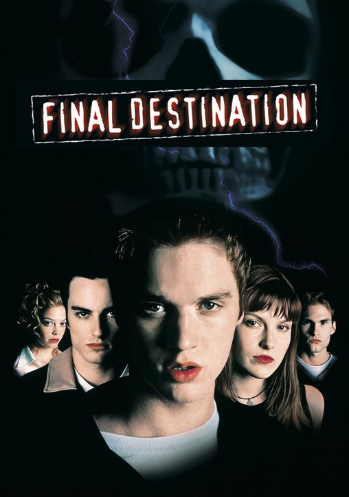 Final Destination - Plakatmotiv - Bildquelle: Warner Bros.
