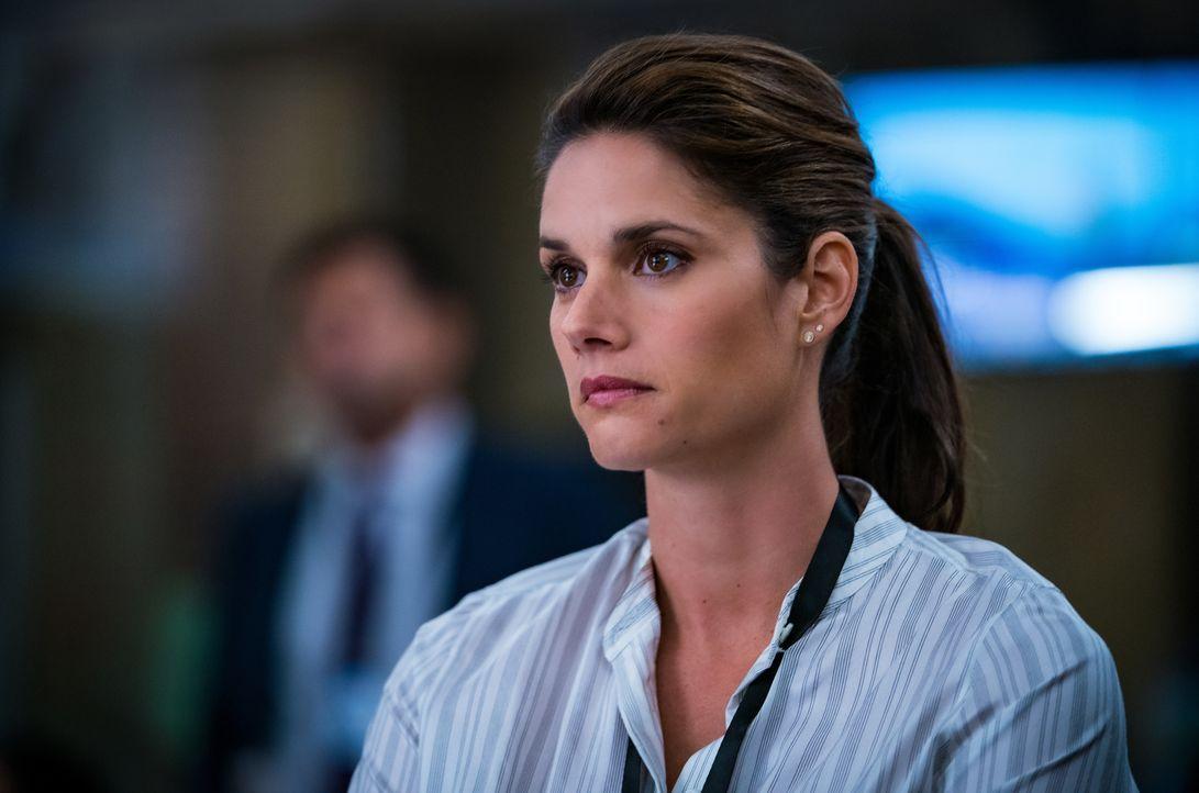 Special Agent Maggie Bell (Missy Peregrym) - Bildquelle: Mark Schafer 2019 CBS Broadcasting, Inc. All Rights Reserved. / Mark Schafer