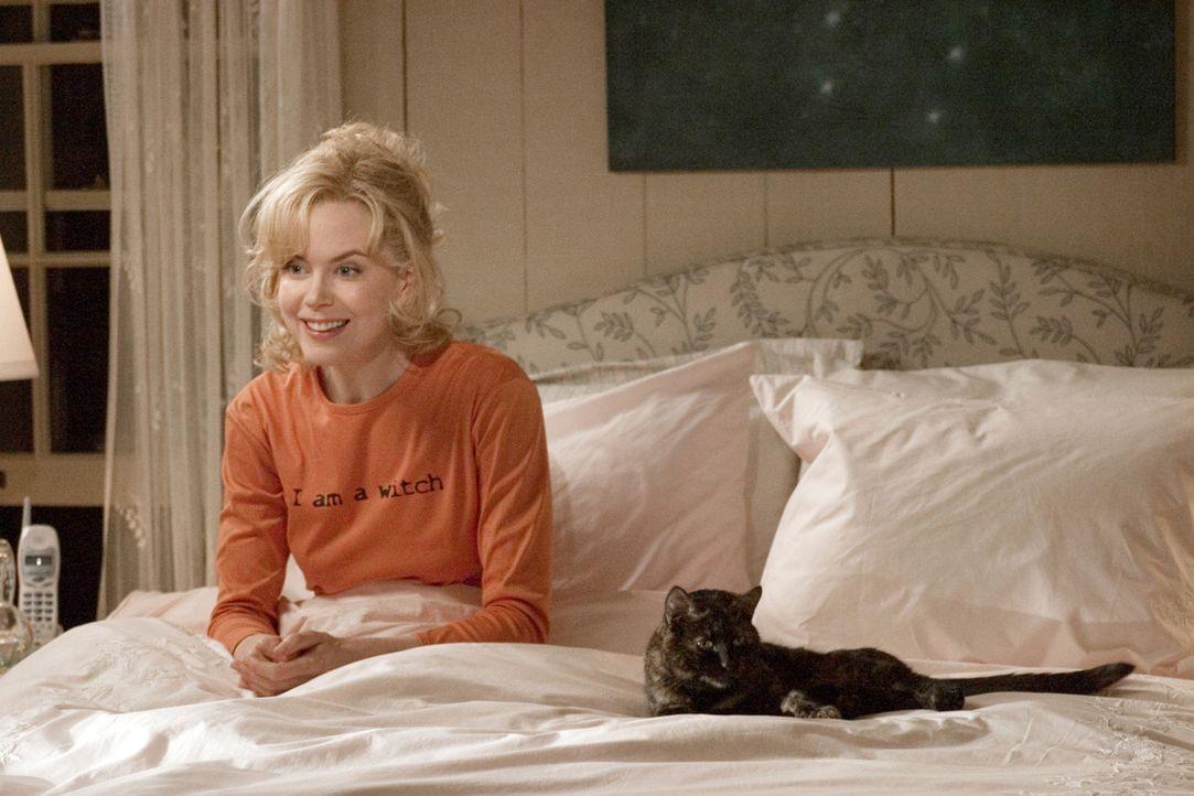 Will der Hexerei abschwören, doch das ist gar nicht so einfach: Isabel (Nicole Kidman) ... - Bildquelle: 2005 Columbia Pictures Industries, Inc. All Rights Reserved.