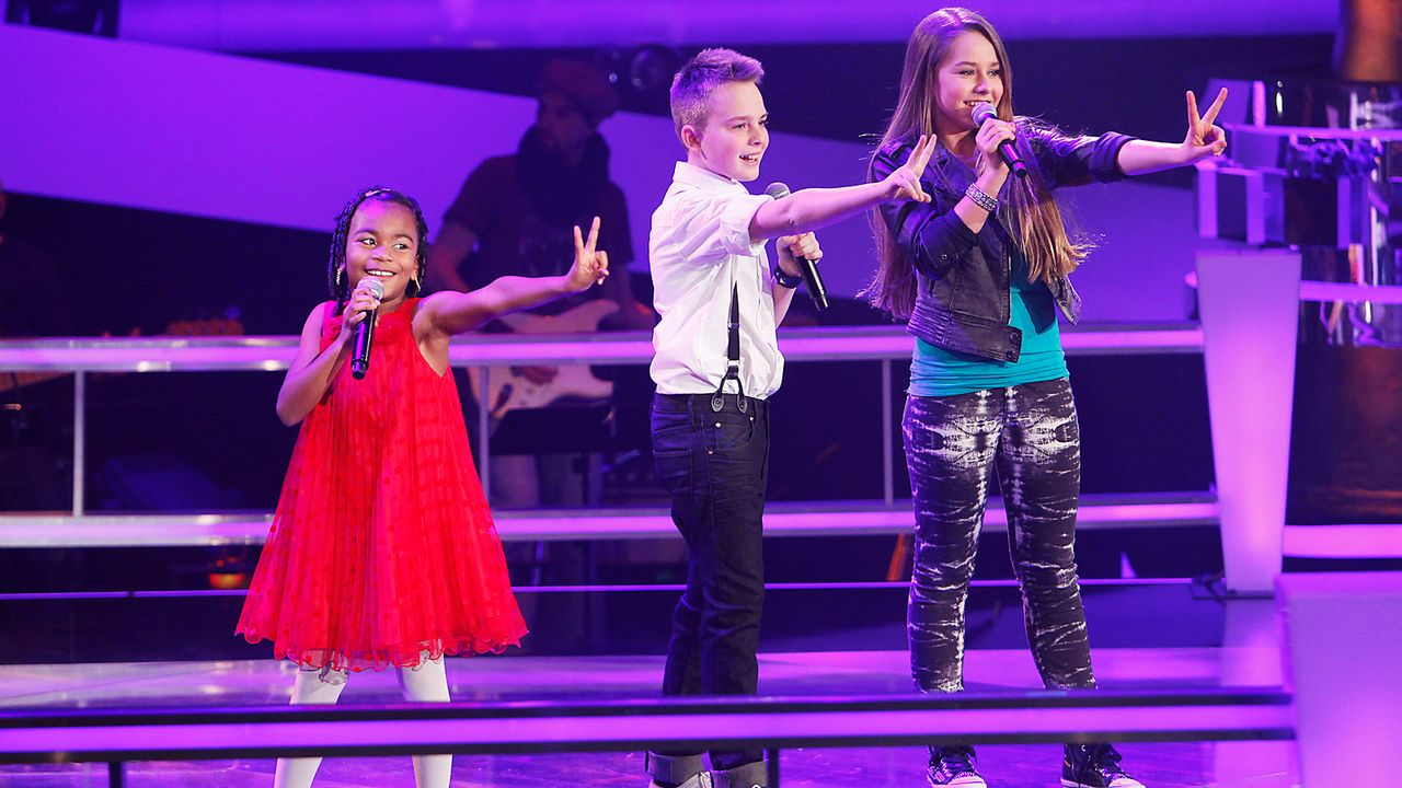 2013-THE-VOICE-KIDS - Bildquelle: SAT.1/Richard Huebner