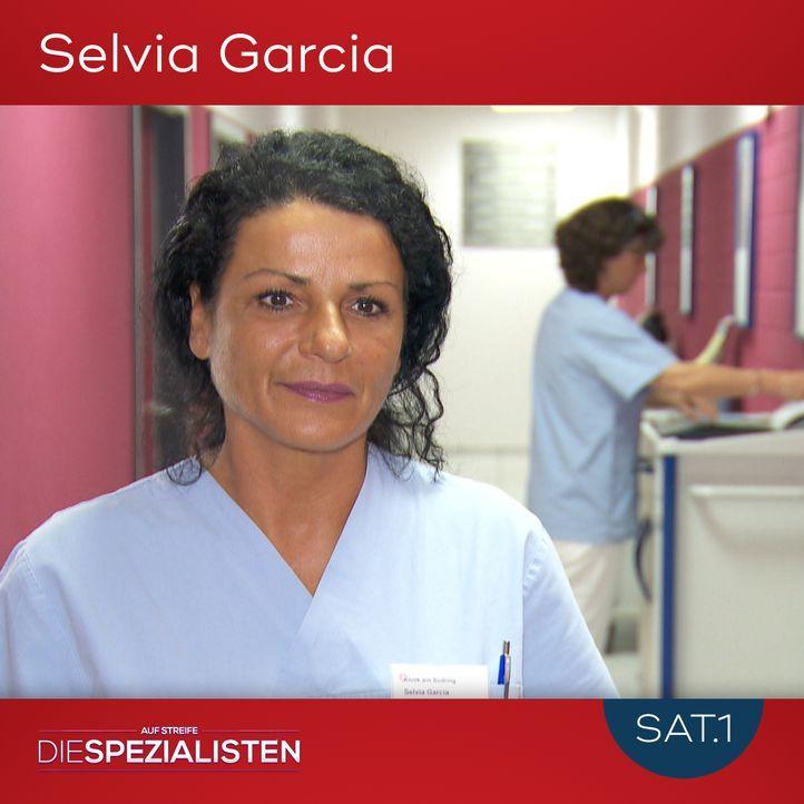 Selvia Garcia - Bildquelle: SAT.1