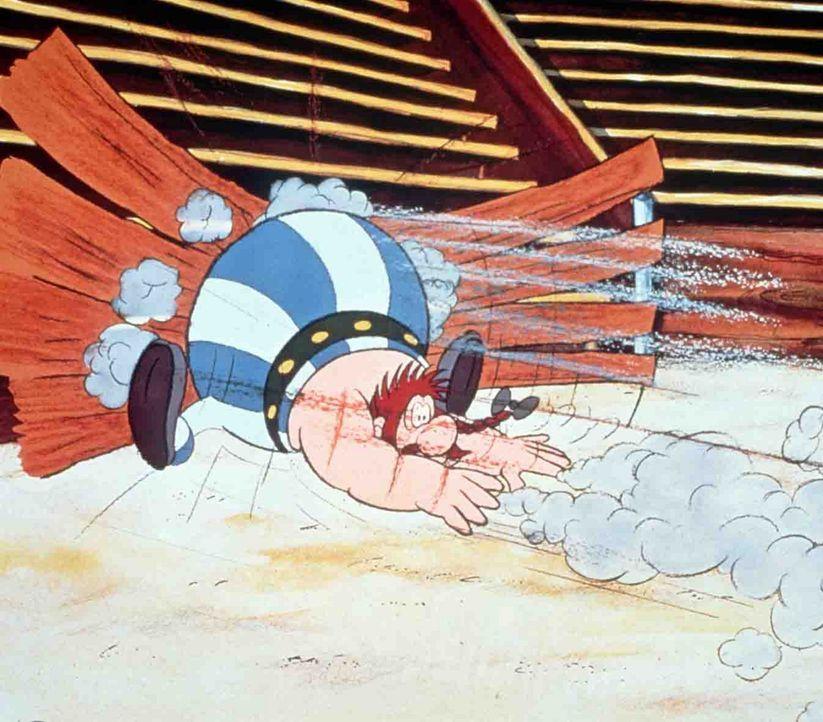 Stars in der Manege: Obelix  ... - Bildquelle: Jugendfilm-Verleih GmbH