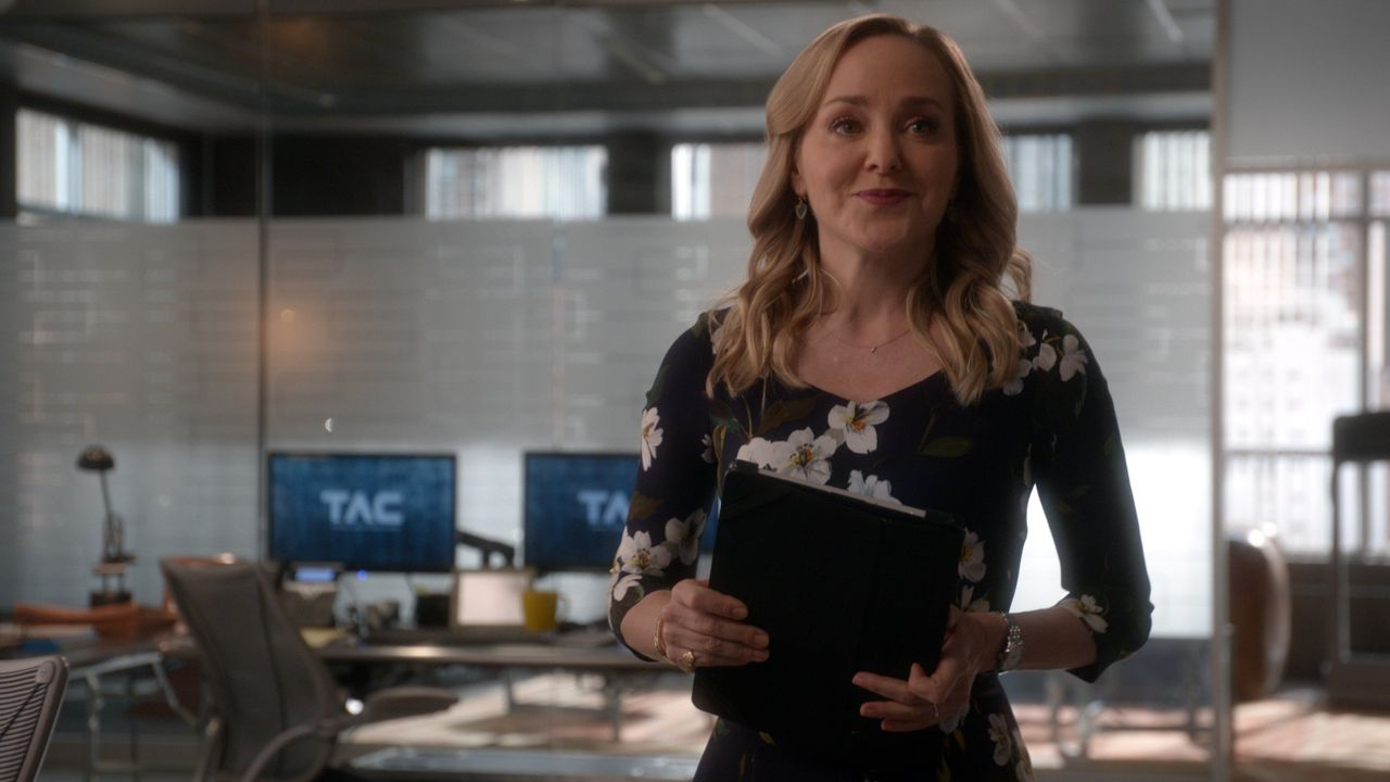 Marissa Morgan (Geneva Carr) - Bildquelle: 2019 CBS Broadcasting, Inc. All Rights Reserved.